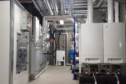 Close Control Rooms and Environmental Test Cells – an in depth look