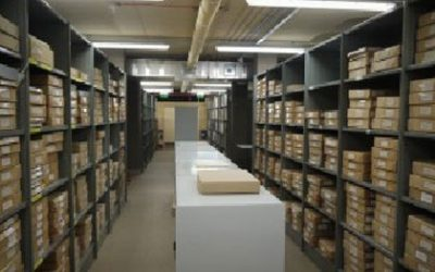 The key considerations for the environmental control of archival materials